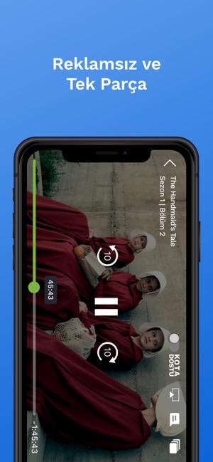 iphone film izleme application