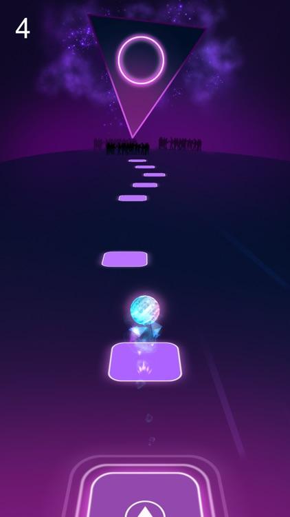 Piano Hop - White Tiles Dash screenshot-3