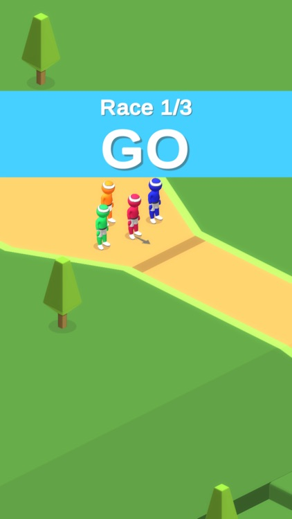 partyRun.io 2 screenshot-0