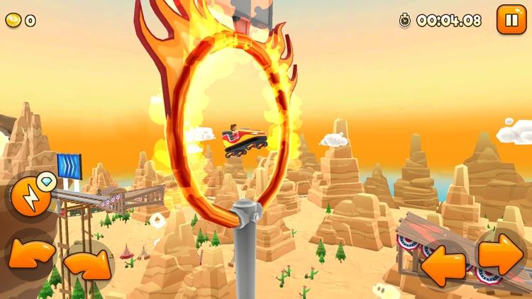 Thrill Rush Theme Park screenshot-3