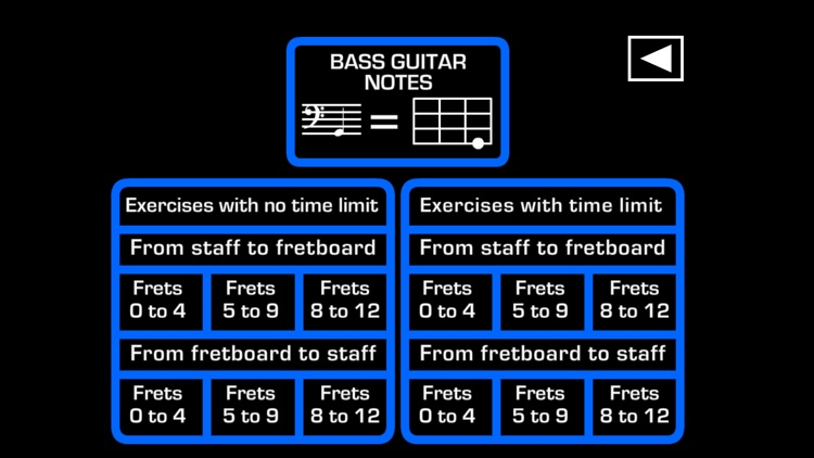 Bass Guitar Notes