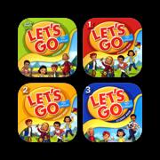 牛津少儿英语 Let's go 第四版七级别课程全集 -全球最受欢迎的儿童美语让孩子赢在起点,注重口语循序渐进歌谣助学有效复习