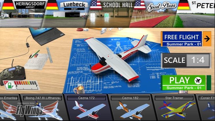 RC Flight Simulator 2016 screenshot-4