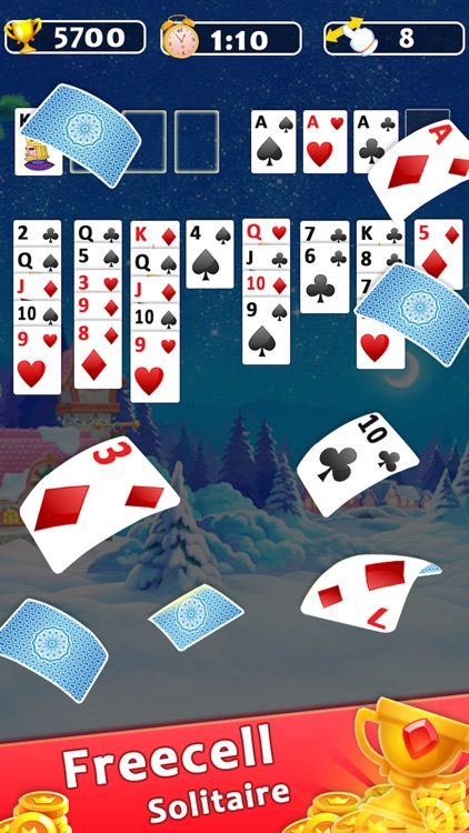 All in One Solitaire Card Game screenshot-4