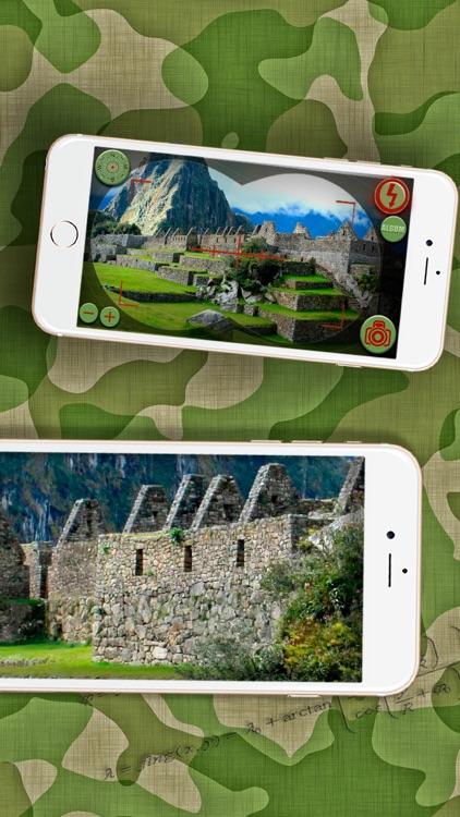 Military Binoculars Pro - Zoom screenshot-3