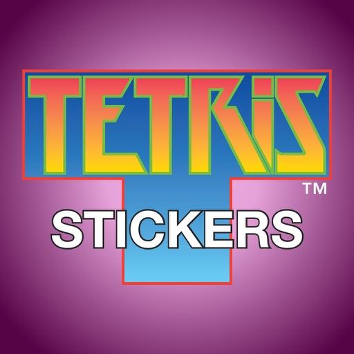 Tetris™ Stickers