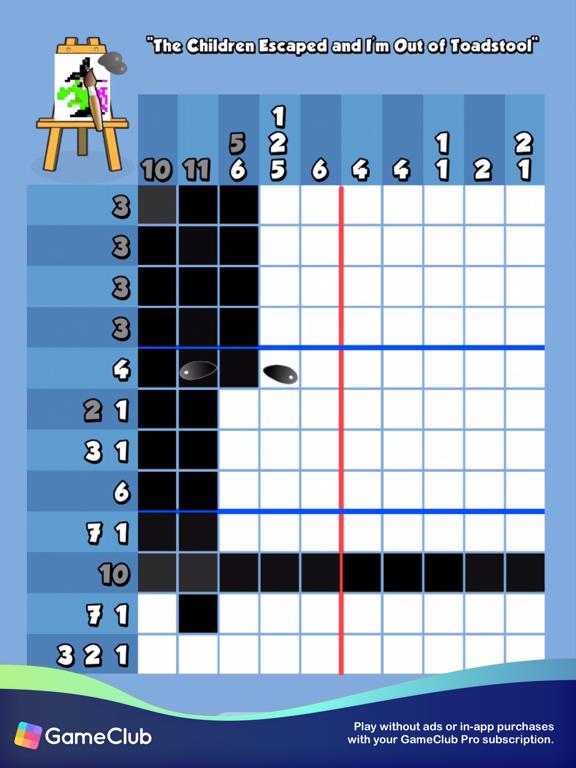 Paint It Back - GameClub screenshot 10