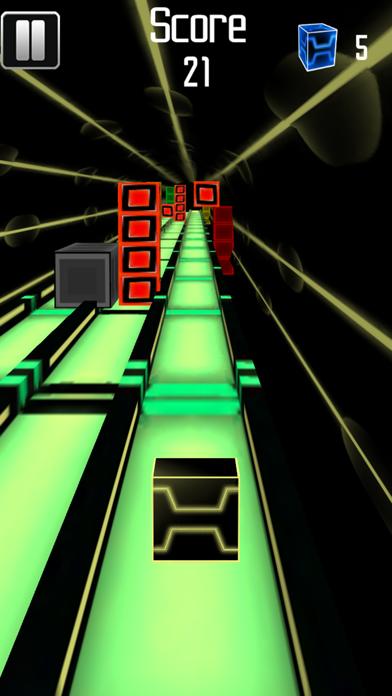 Cube Running 3D screenshot 3