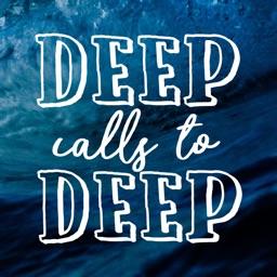 Deep calls to Deep - Easter