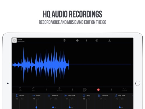 音频编辑器 —— 制作录音软件-3