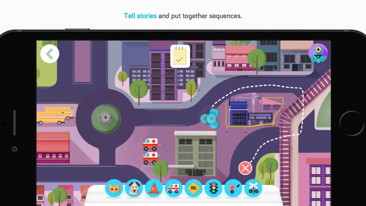 Path for Dash robot screenshot-4