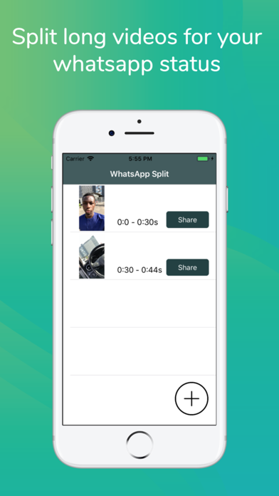 Video Split For Whatsapp By Timchang Wuyep Ios United