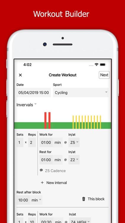 Bike2PEAK Cycling TrainingPlan screenshot-4