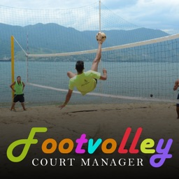 FootVolly Court Manager