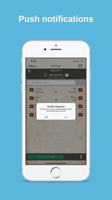 Best Coast Pairings: TO App screenshot one