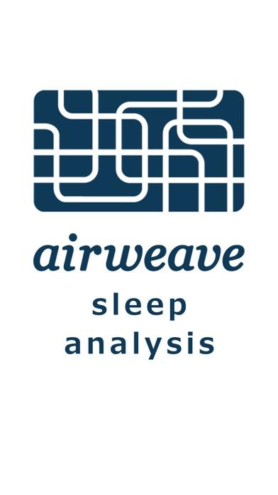 airweave sleep analysisのおすすめ画像1