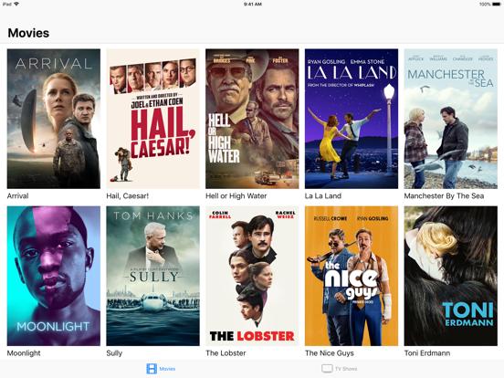 Videos: Library & Player screenshot