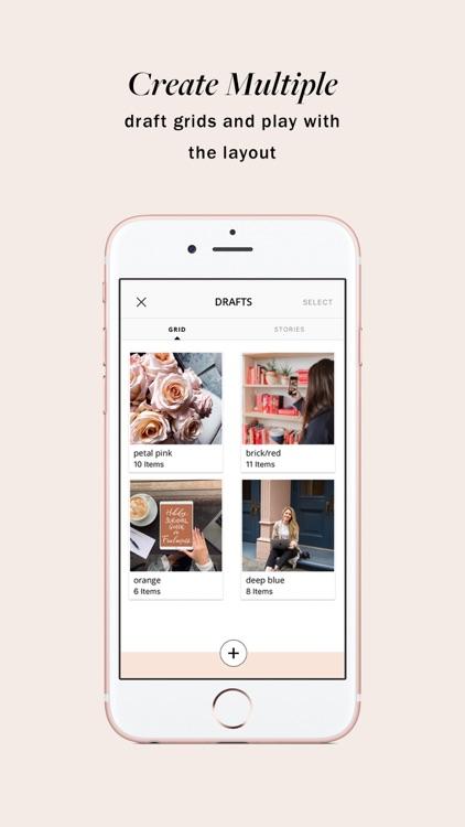 Planoly: Planner for Instagram screenshot-3