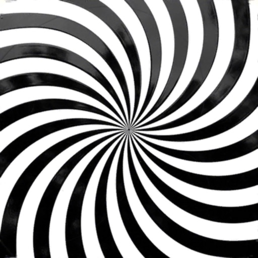 Optical illusion hypnosis