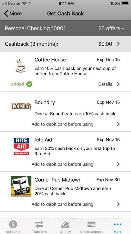 Needham Bank Mobile Banking screenshot-6