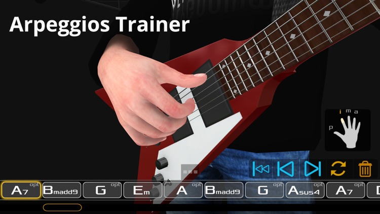 Guitar 3D screenshot-4