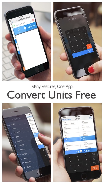 Convert Units App screenshot-4