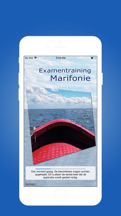 Examen Basis Marifonie