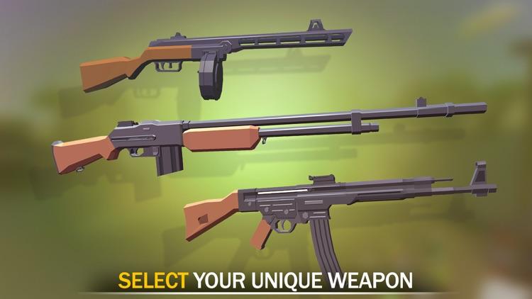 War Ops: WW2 Gun Shooting Game