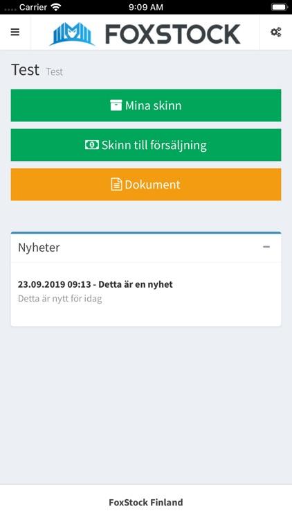 Foxstock Finland