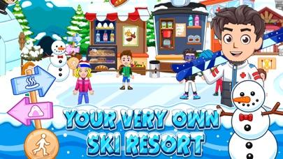 My City : Ski Resort screenshot 6