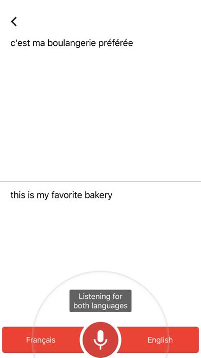 Screenshot for Google Translate in Canada App Store