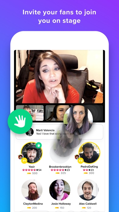 YouNow: Live Stream Video Chat app image