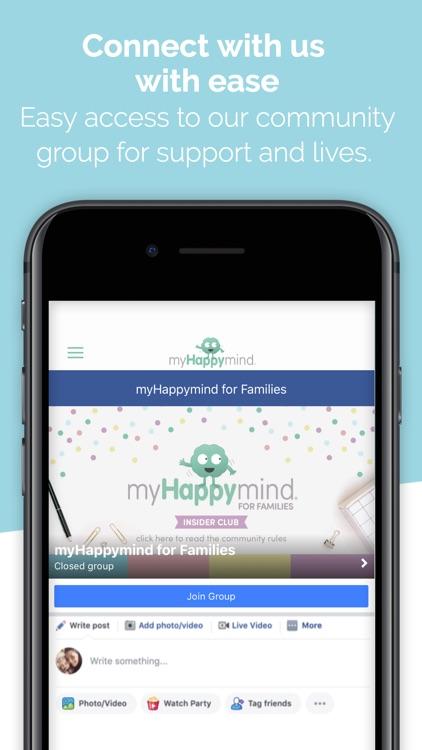 My Happy Mind - Families screenshot-4