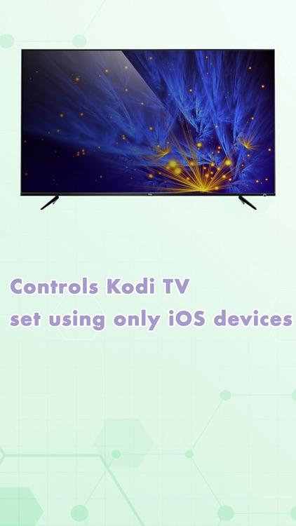 PRO Remote Control for KODI TV