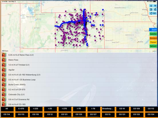 Traffic Cameras Colorado Lite screenshot 8