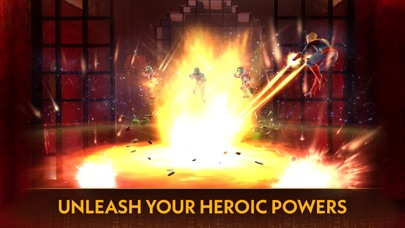 MARVEL Dimension Of Heroes Screenshot