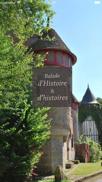 Balade d'Histoire&d'histoires screenshot 1