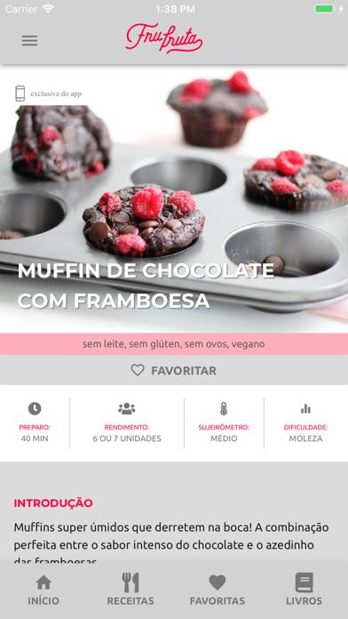 Descargar Fru-fruta - Receitas Saudáveis para Android