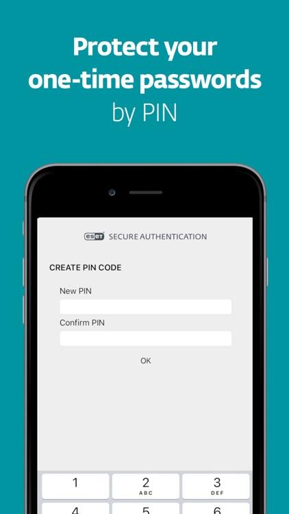 ESET Secure Authentication screenshot-5