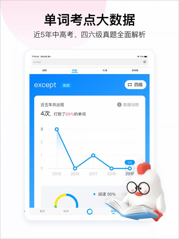 Screenshot #5 pour 百度翻译-英语学习必备