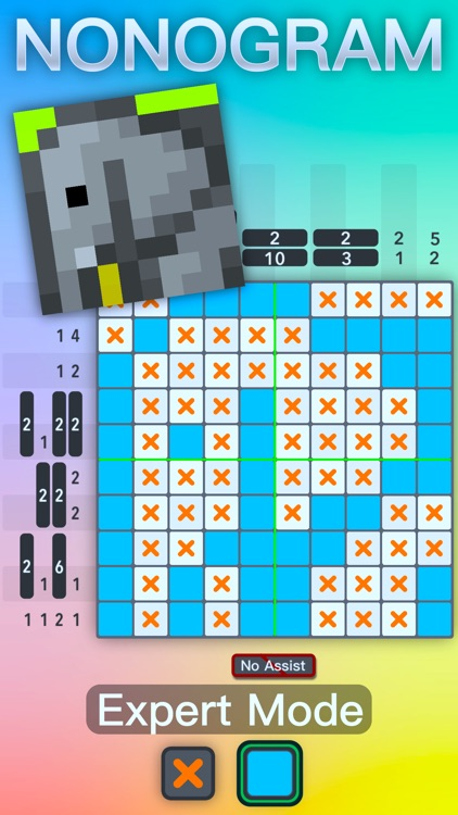 Nonogram - Picross Puzzles screenshot-6