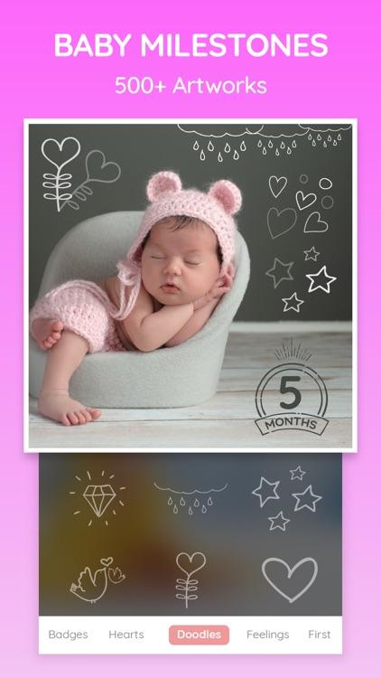Baby Photo Editor · screenshot-0