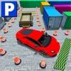 停车场:拖车挑战疯狂驾驶学校测试牌照练习汽车收集游戏模拟