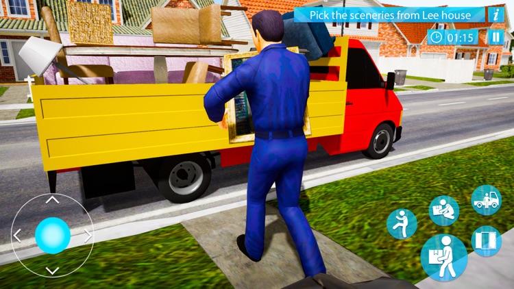 House Movers Job Simulator