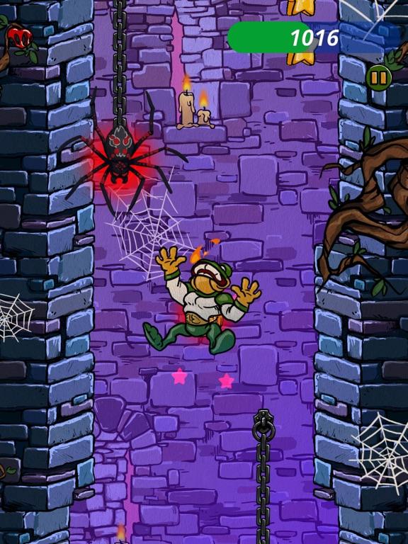 Ipad Screen Shot Super Toad Jump 3