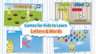 英語学習ができる幼児向け知育アプリ!ABC GooBeeのおすすめ画像1