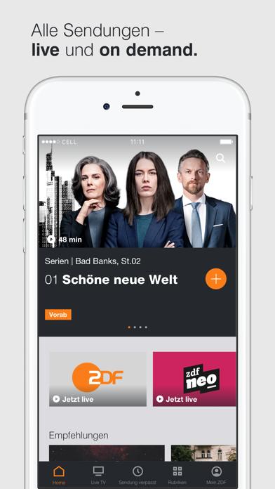 messages.download ZDFmediathek software