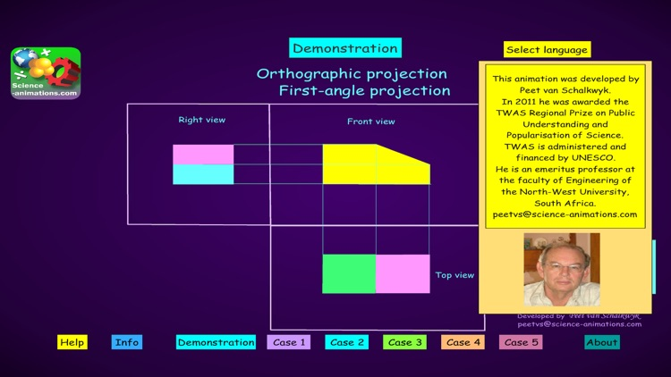 Orthographic Projections screenshot-0