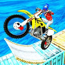 Impossible Stunts Bike Tracks