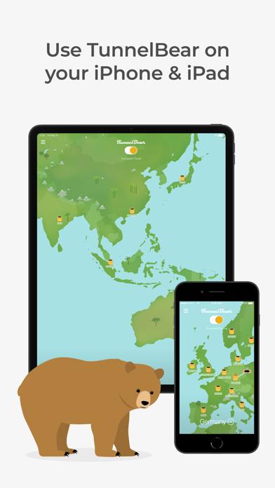 Download TunnelBear VPN & Wifi Proxy for Pc